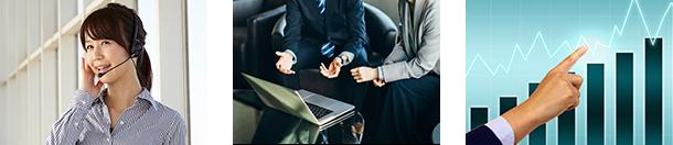 運営技術指導や売上げアップのための3カ月無料コンサル付き|無料・格安ネットショップサービスとの違い